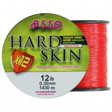ASSO Hard Skin-Solid Red 0.35mm