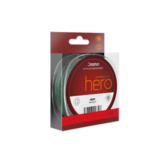 Delphin HERO 117m 0.20mm 29lbs
