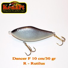 Dancer 10cm 30gr Floating-Rutilus