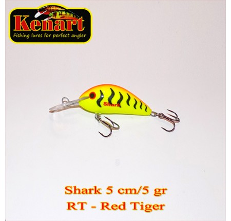 Kenart Shark 5cm 5g Floating